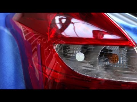 Ford Focus Tail Lamps Details And Bulbs Replacement Guide