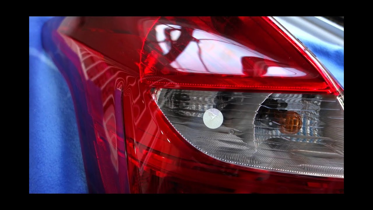 Ford Focus Tail Lamps Details And Bulbs Replacement Guide