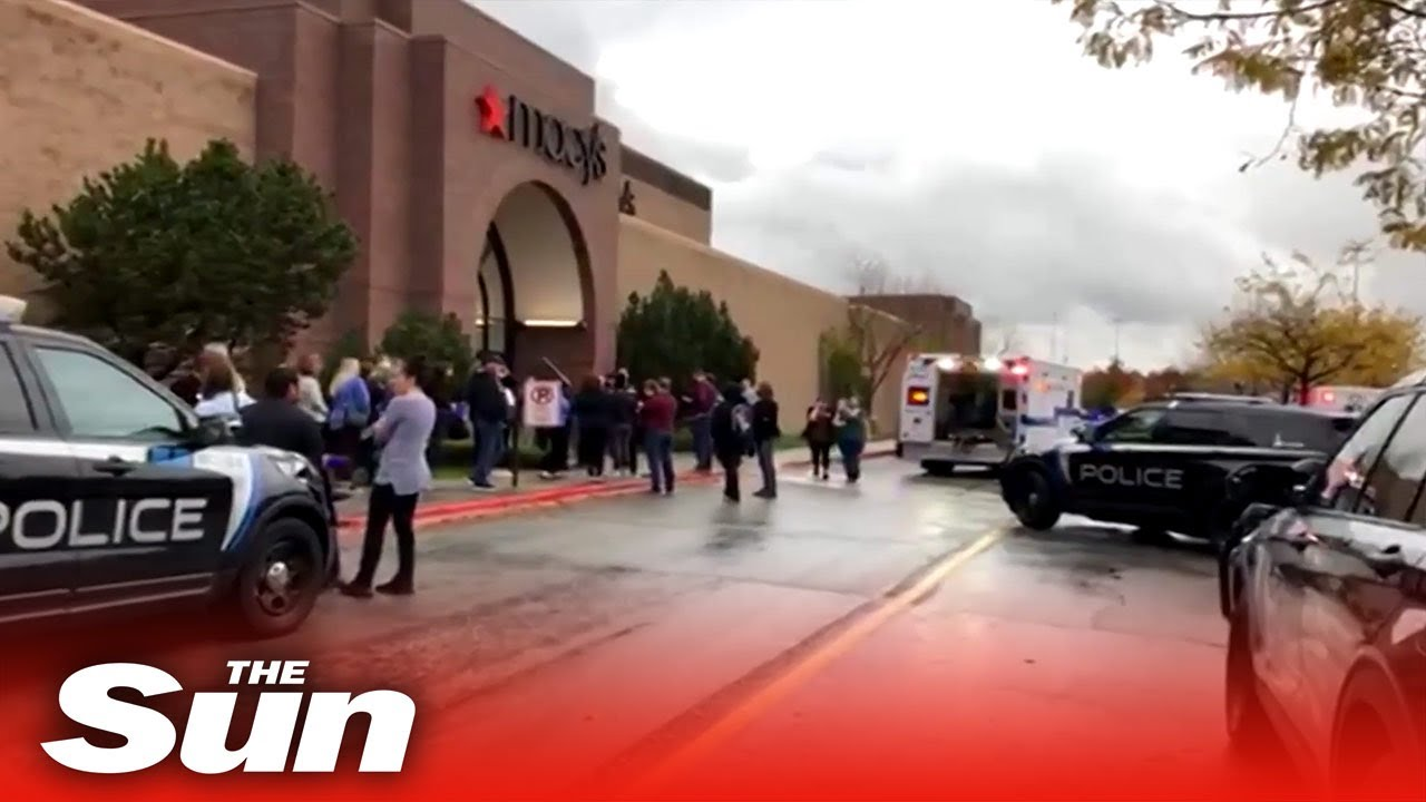 Download Gunman kills two and injures four in shopping mall shooting spree in Idaho