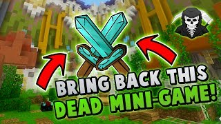 BRING THIS DEAD MINI-GAME BACK!