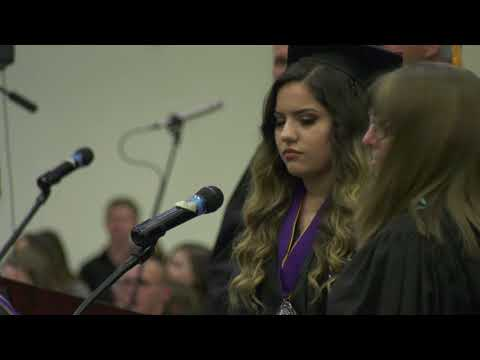 Indian Trail High School and Academy Graduation 2018