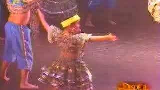 palo de mayuo ballet folklórico nicarahuatl infantil de manuel briceño