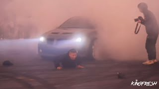 Car Meet GONE WRONG - Cars CRASH Into Police and RUN People Over #19 - FNF