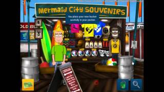 Mermaid City Fast Walkthrough