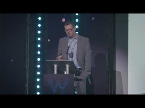 Ryan Taylor - Dash - World Blockchain Forum