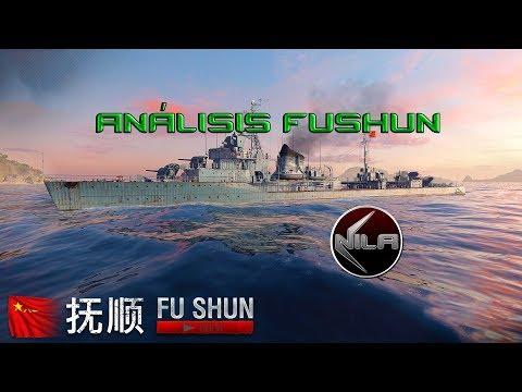 Análisis Fushun