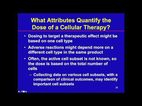 Webinar: First-in-Human Trials of Stem-Cell Based Therapies - John Hyde