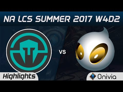 IMT vs DIG Highlights Game 2 NA LCS Summer 2017 Immortals vs Dignitas by Onivia