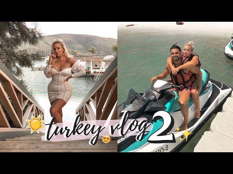 HOLIDAY VLOG WITH MY BOYFRIEND | TURKEY 2019