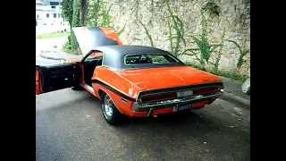 Garagem do Bellote: Dodge Challenger RT 1970