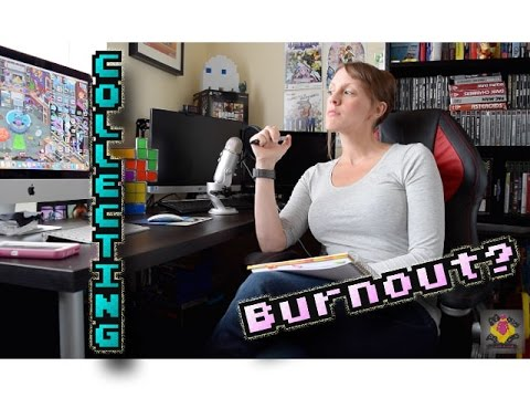 Video Game Collecting Burnout? (TheGebs24)