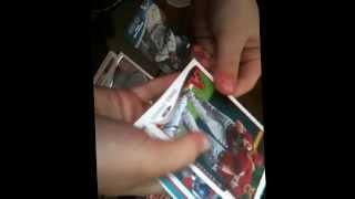 2014 Topps Baseball Cards Series One Blaster Box Break!