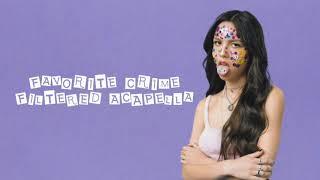 Favorite Crime (Filtered Acapella) - Olivia Rodrigo