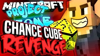 Minecraft - CHANCE CUBE REVENGE - Project Ozone #139