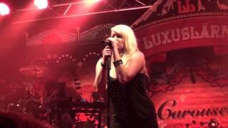 Luxuslärm - Atemlos (live) @ Eventhalle Schwelm 21.04.2012