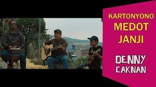 KARTONYONO MEDOT JANJI Live COVER by Andi 33