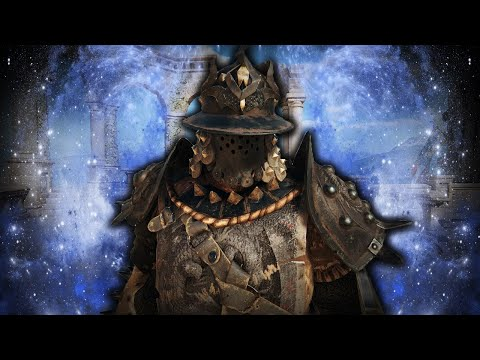 Conq Is by far the STRONGEST TANK in For Honor