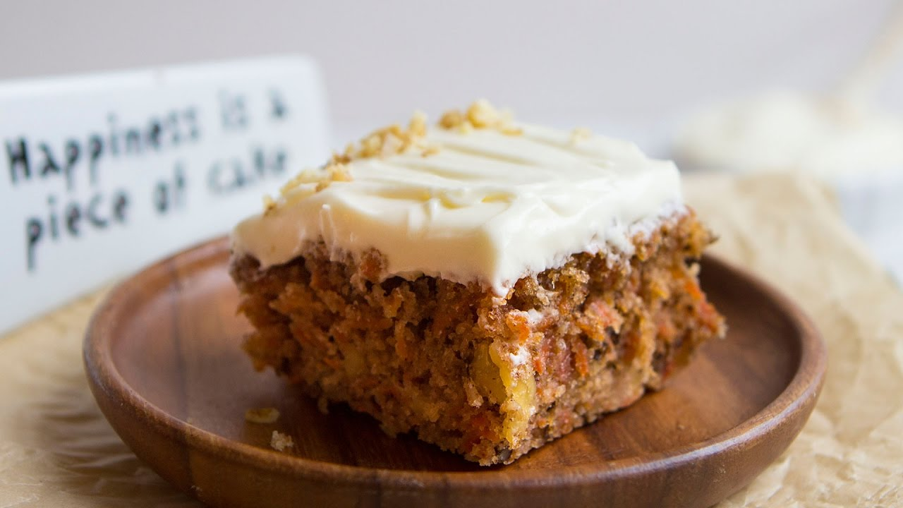 The Best Carrot Cake With Cream Cheese Frosting Hot Chocolate Hits