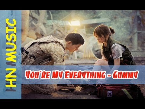 """best-love-songs-ever-""--you're-my-everything---gummy-(descendants-of-the-sun-ost-part.4)--hn-musics"