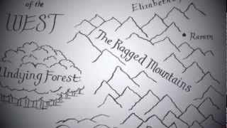 The Ragged Mountains Book Trailer
