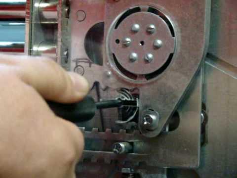 Самоимпрессия Гардиан 25.14  Вскрытие Гардиан 25.14 rotor 5+5 самоимпрессия как это работает (Гардиан 25.14 rotor 5+5 самоимпрессия )