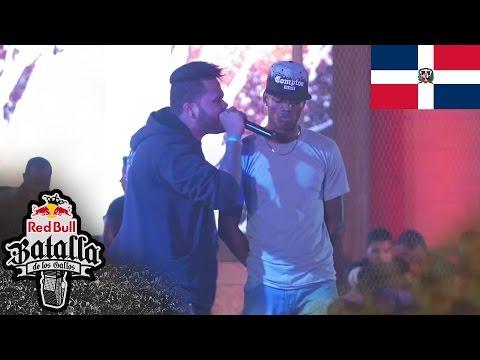 YENKY ONE VS JAYCO - Cuartos: República Dominicana 2016 - Red Bull Batalla de los Gallos