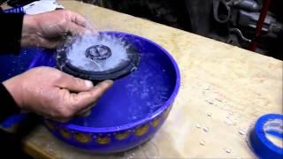 Ultra Ever Dry car speaker challenge