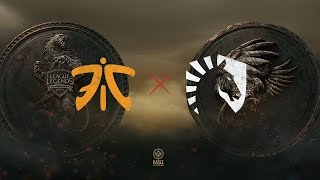 FNC vs. TL | Group Stage Day 2 | Mid-Season Invitational | Fnatic vs. Team Liquid (2018)