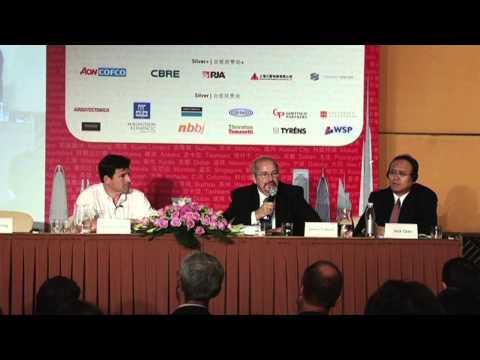 CTBUH 2012 Shanghai Congress - T23: Vertical Transportation (II) Q&A