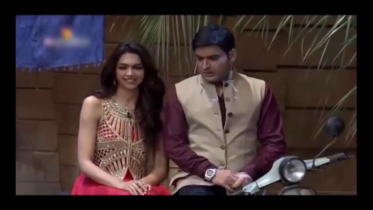The Kapil sharma show best comedy with deepika paducon and ...