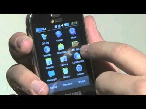 Submarino.com.br | Samsung B5722 Duos II