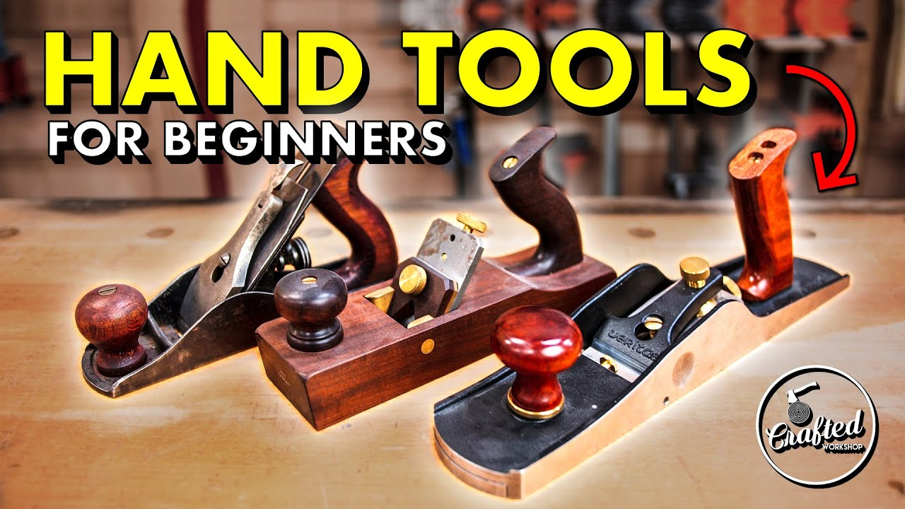 My Top 10 Must Have Woodworking Hand Tools For Beginners Gift Guide Youtube