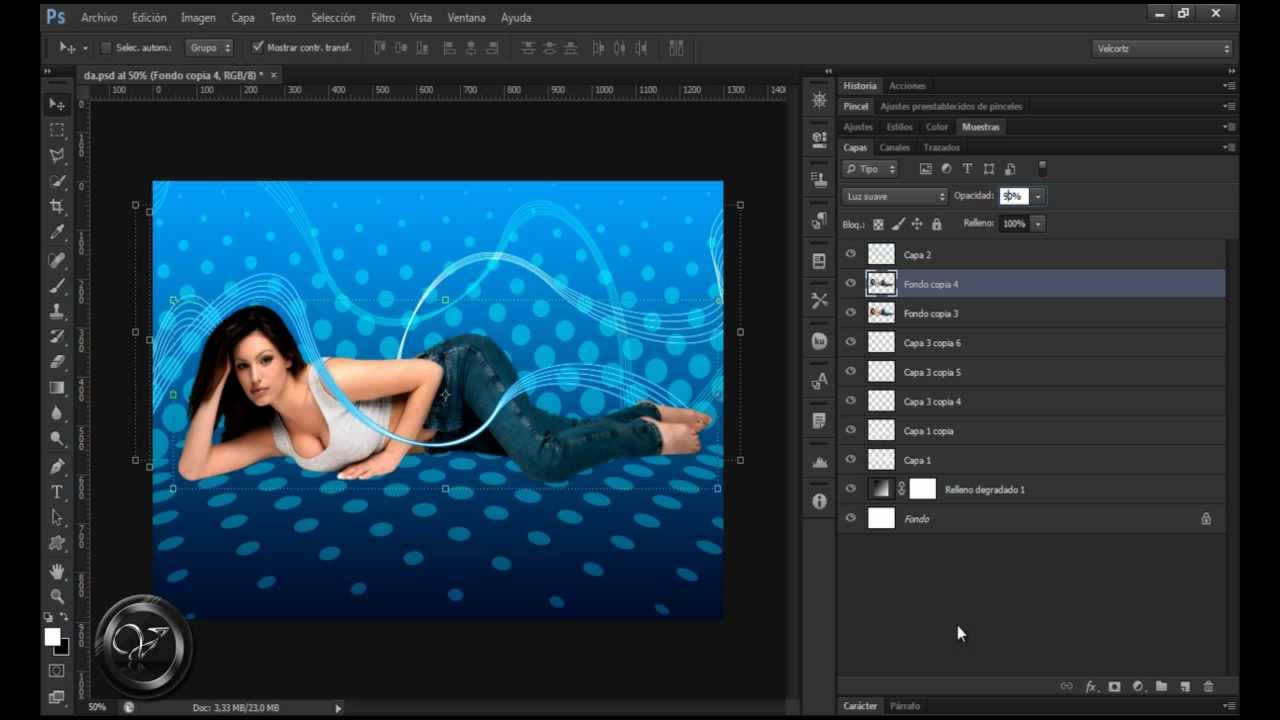how to make a textbox in photoshop cs6