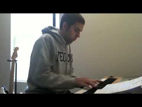 [cover] Missy Higgins - Where I Stood (piano only)