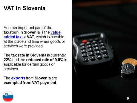 Taxation in Slovenia