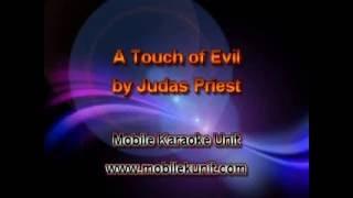 Judas Priest - A Touch of Evil [Karaoke]