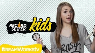 Insane Music World Records with JENNXPENN | RecordSetter Kids