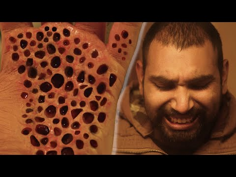 Trypo Virus Trypophobia Short Horror Film Youtube