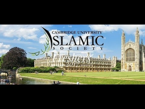 Cambridge ISoc Introduction for Freshers' 2017