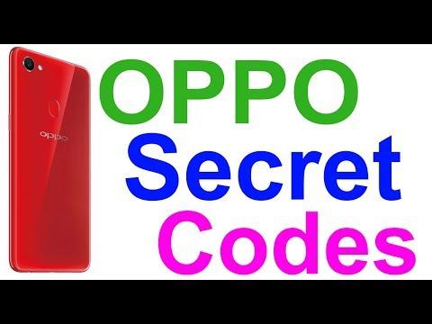 Oppo Mobile Phone Secret Codes 2018 | Oppo A71 Secret Codes