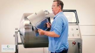 ProMarks Non Continuous Vacuum Tumbler