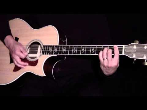 The Civil Wars The One That Got Away Guitar Lesson Youtube