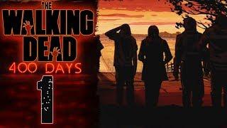 The Walking Dead: 400 Days #01 - Historia Vincenta i Shel