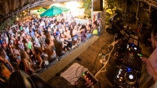 Outlook Festival 2013 - Jan Plexy - Live @ Pacino Beach Stage (highlights)
