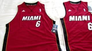 NBA Swingman Jersey Sizing - Men S vs. Youth XL