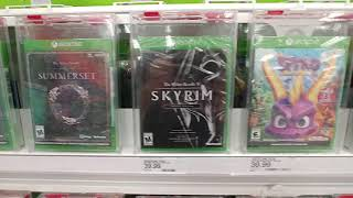 Xbox One Games At Target   Aug 2019