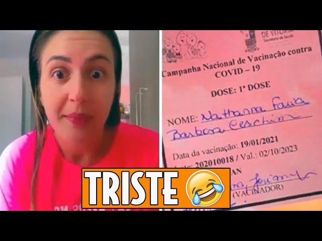 Enfermeira é demitida depois de zoar vacina | Galãs Feios