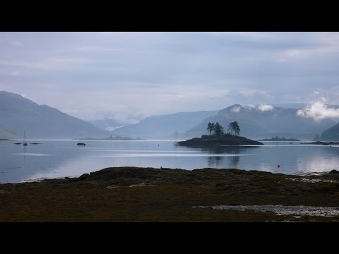 Sea Kayaking Skye 2016 -  Palmy Plockton