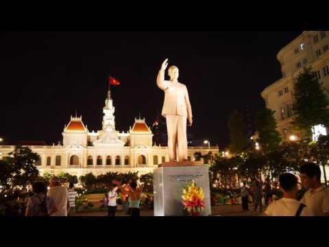 [Ho Chi Minh] Ho Chi Minh Statue