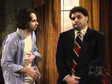 MAD TV , David Herman is President.avi